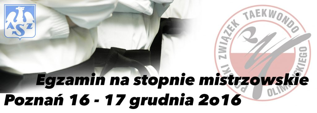 Egzamin Mistrzowski AZS @ Poznań | wielkopolskie | Polska
